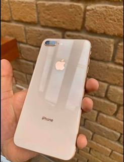iPhone 8 Plus 64gb Gold Nuevo ! Impecable