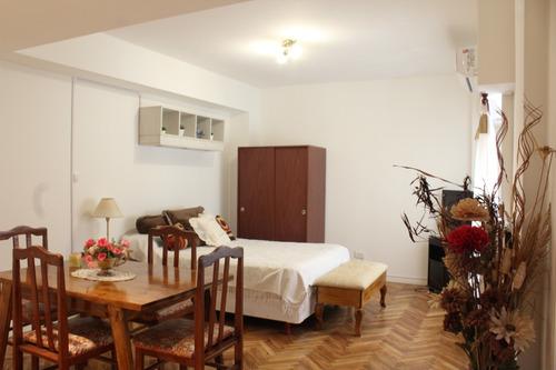 Alquiler Temporario Av. Corrientes 4300 Outlets Hosp Subte