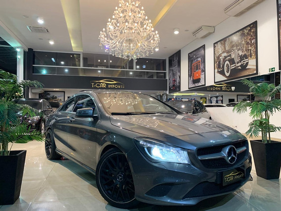 Mercedes-benz Classe Cla 1.6 1st Edition Turbo 4p 2014