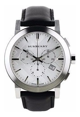 Reloj Burberry Mens Bu9355 Large Check