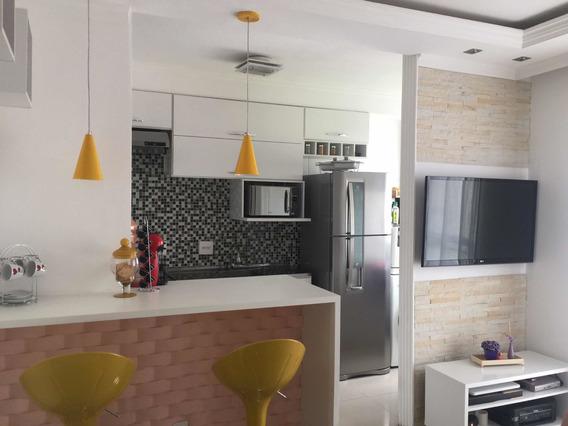 Apartamento Último Andar Com 2 Elevadores - Único Suzano