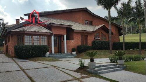Casa A Venda No Bairro Tamboré Em Barueri - Sp.  - 845-1