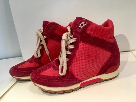 Bershka - Sneakers / Tenis Tipo Botín