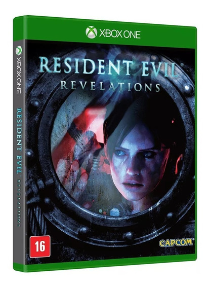 Resident Evil Revelations Remastered Xbox One - Capcom