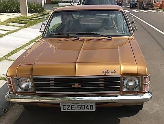 Opala De Luxo, Ano 1977.. 6cc.. Direção Hidráulica..