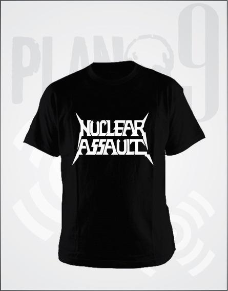 Remeras Nuclear Assault