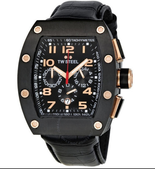 Relógio Tw Steel Ceo Tonneau Ce2002 Original, Estado De Novo