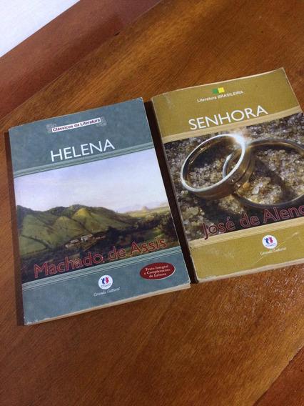 Livro: Senhora E Livro: Helena
