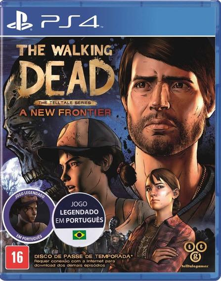 The Walking Dead: A New Frontier - Português - [ps4] Lacrado
