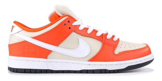 Zapatos Deportivos Caballeros Nike Orange - Talla 41