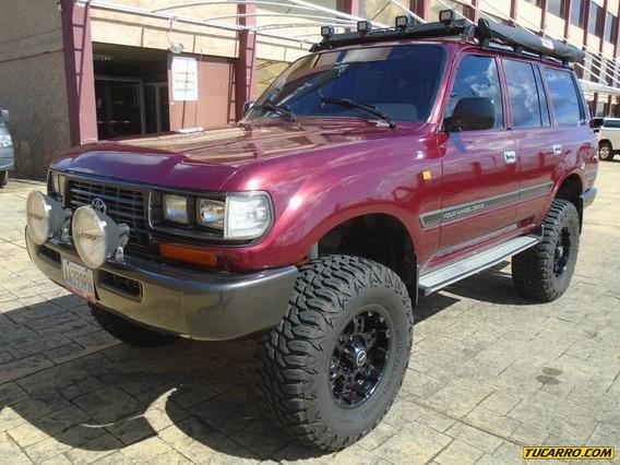 Toyota Autana - Sincronica