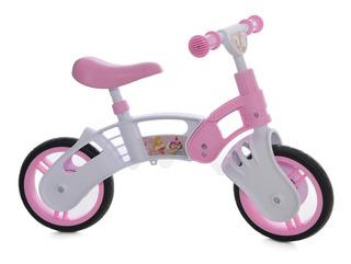 Bicicleta De Equilíbrio Kami Princess Infantil