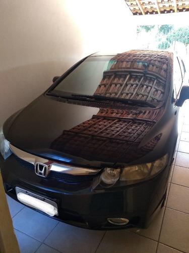 Imagem 1 de 5 de Honda Civic 2010 1.8 Lxs Flex 4p