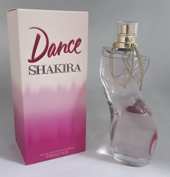 Perfume Shakira Dance Edt 80ml Feminino + Brinde Amostra