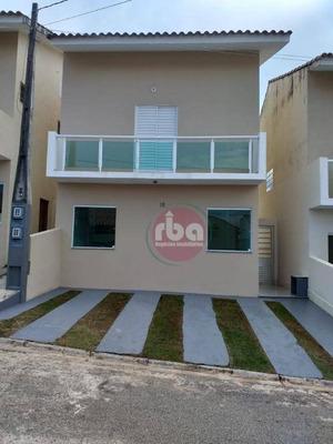 Casa Com 3 Dormitórios À Venda, 102 M² Por R$ 400.000 - Condomínio Residencial Bela Vista - Sorocaba/sp - Ca1663