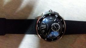 Relógio Original Da Marca Cartier Semi Novo.