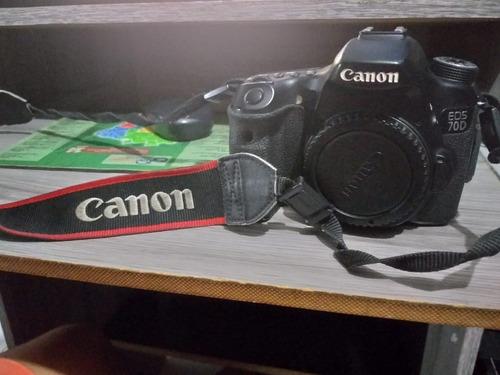 Canon 70d - Corpo