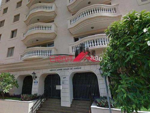 Imagem 1 de 17 de Apartamento Com 3 Dorms, Centro, Piracicaba, Cod: 5107 - A5107
