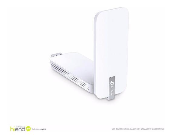 Extensor De Señal Usb Wifi Tp-link Tl-wa 820 Re 300mb Hi End