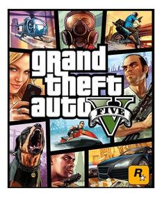 Grand Theft Auto V Original Steam Gta Online Envio Imediato.