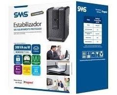 Estabilizador Sms Revolution Speedy 115v 300va Usp300s 115 1