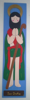 Virgenes Y Santos En Madera Mdf San Onofre Y Mas