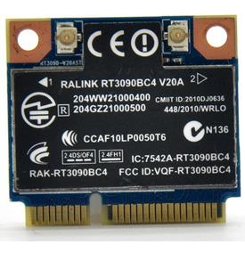 Wireless Wifi Rt3090bc4 V20a P/hp G42 G42-321br G42-271br Tp
