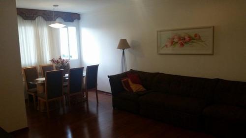 Apartamento Residencial À Venda, Tatuapé, São Paulo. - Ap5337