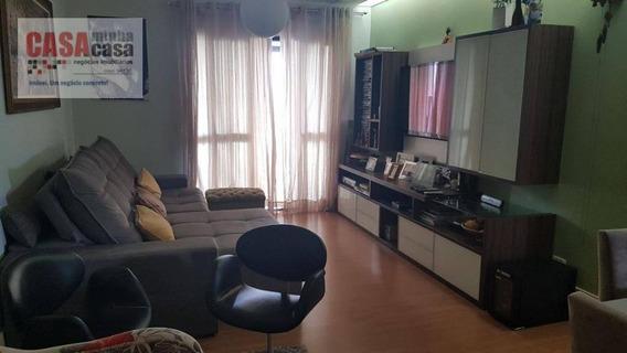 Apartamento À Venda, Jardim Esplanada, São José Dos Campos. - Ap1168