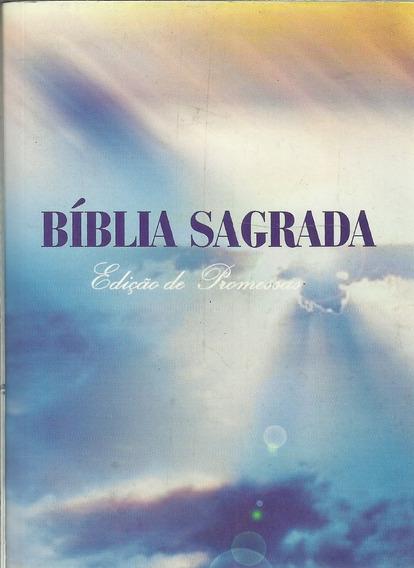 Bíblia Sagrada Edição De Promessas Luiz Sayão Revista 2006