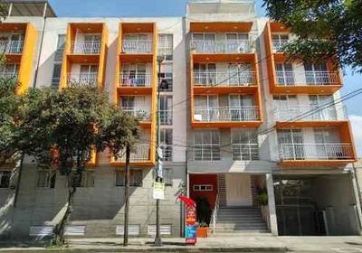 Departamento En Lorenzo Boturini, A Unas Cuadras De La Nueva Plaza Portal Centro , Con Roof Garden