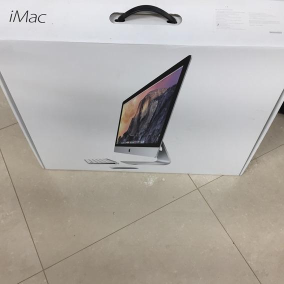Fantástico iMac Retina 5k, 27 , 2014 I7, 32g 1t Fusion Drive