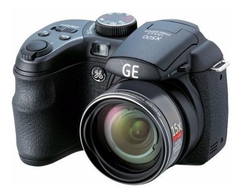 Câmera Digital Ge X550 16 Megapixel Power Pro Series