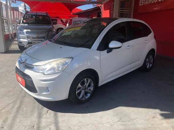 Citroen C3 Tendance 1.6 Flex 2015 Branco