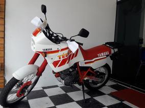 Yamaha Xt 600z Ténéré 1991 Branca Tebi Motos