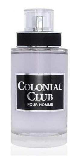 Colonial Club Jeanne Arthes Eau De Toilette Masculino /100ml
