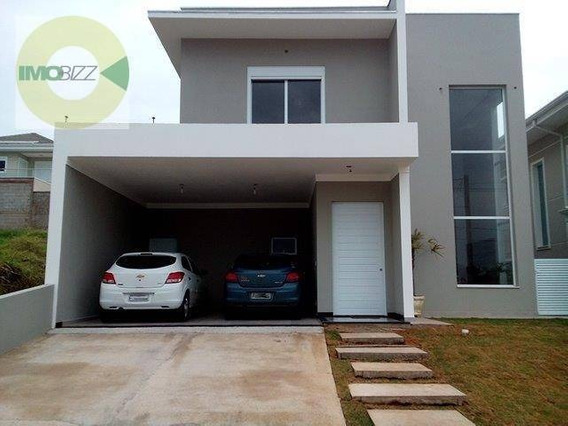 Casa Com 3 Dormitórios À Venda, 200 M² Por R$ 986.000 - Condomínio Portal Do Jequitibá - Valinhos/sp - Ca1627