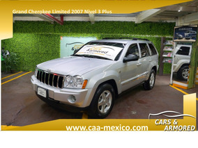 Jeep Grand Cherokee Blindado