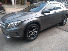 Mercedes Benz Clase Gla 200 Turbo, Blindado Nivel 2