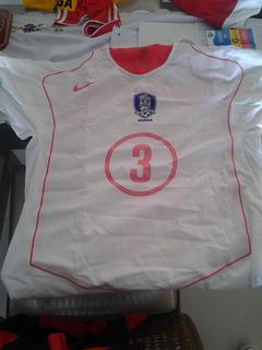 Camisa De Jogo Coreia