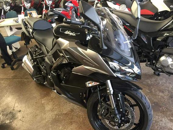 Kawasaki Ninja 1000 2018 C/ Apenas 1.000 Km
