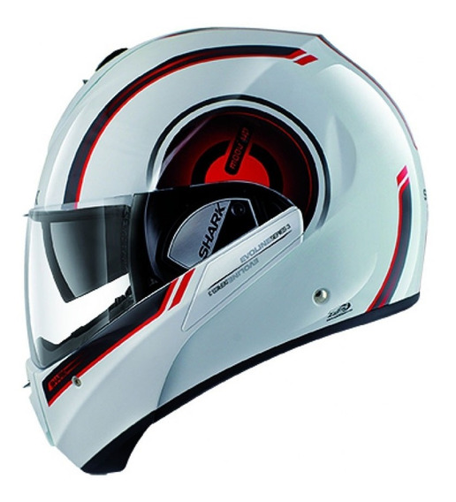 Capacete Shark Evoline Serie 3 Moov Up Wkr 56