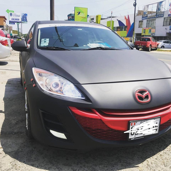 Vendo Mi Mazda 3 Hatch Back