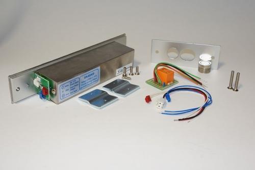 Cerradura Electrónica Solenoide De Embutir / Pasador