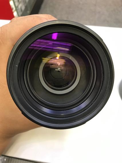 Lente Nikon 70 300mm F 4.5 5.6g Vr Usada