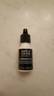Make Up For Ever Chromatic Mix 1 White Water Base