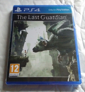 The Last Guardian (version Europea) - Sellado De Fabrica.