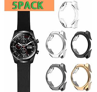 Compatible Con Ticwatch Pro Case, Slim Fit Ultra Light ...