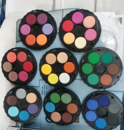 Acuarelas Pastillas X 48 Colores Koh-i-noor De 22,5 Mm
