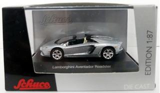 Lamborghini Aventador - Escala 1/87 H0 Schuco